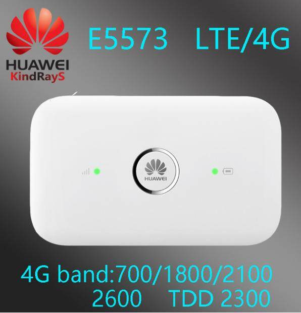 Huawei E5573cs-609 4G LTE 150Mbps Wireless WiFi Modem Router, Sign Random  Delivery