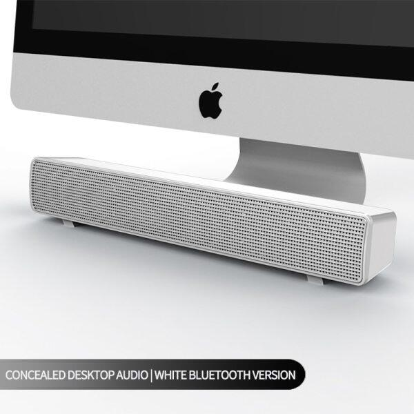 Computer Speaker Subwoofer Wireless Bluetooth Speaker Soundbar Tv Bass Surround Sound Box For Pc Laptop Phone Tablet Mp3 Mp4 Malaysia