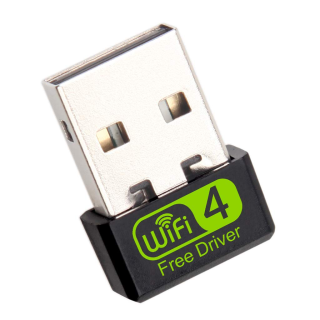 Bộ Chuyển Đổi WiFi USB Mini 150Mbps Bộ Chuyển Đổi Card Mạng Máy Tính PC Không Dây Cho Máy Tính Để Bàn Máy Tính Xách Tay Dongle Ăng Ten Wi-fi Cho Windows 10 8 7 MAC OS thumbnail