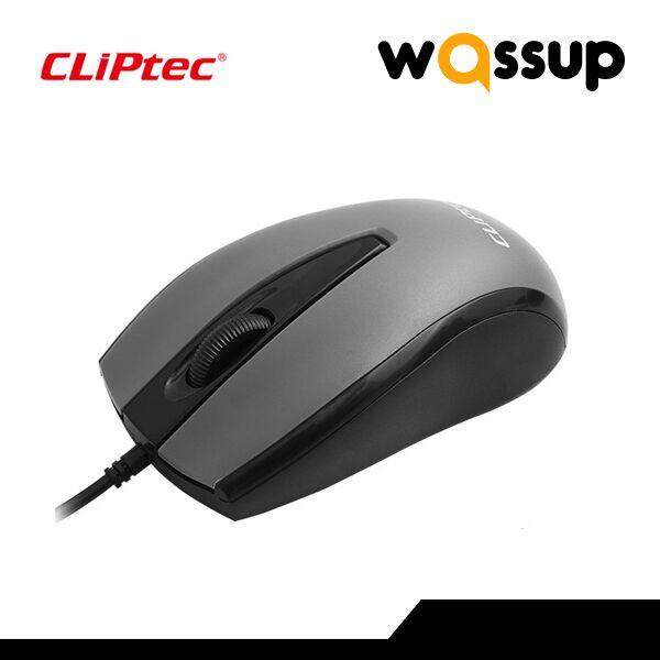 GOWASSUP CLIPTEC XILENT SCROLL 1200DPI OPTICAL MOUSE