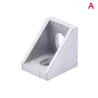 Máy In 3D Shyli, Lăng Kính Khối Nhôm Blok Góc Điều Chỉnh Đầu Nối Ba Khe Chữ V thumbnail
