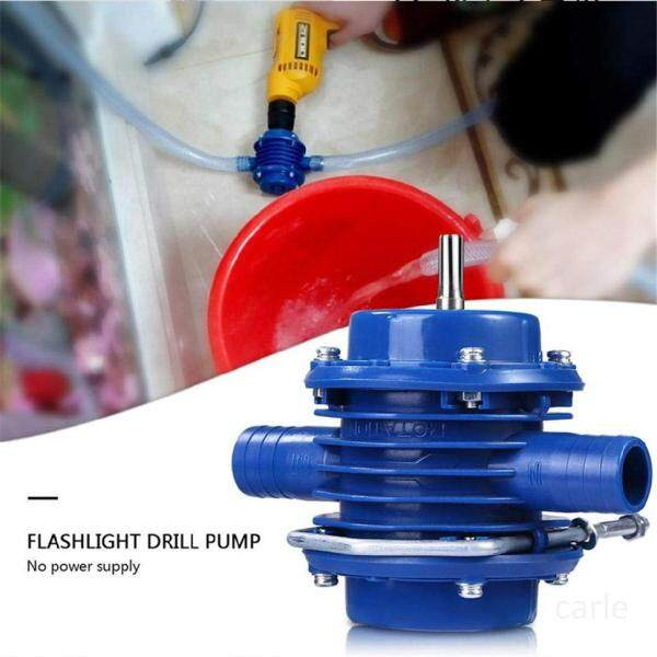Heavy Duty Self-Priming Hand Electric Drill Water Pump Micro Submersibles Motor Ultra Home Garden Centrifugal Pump New plDqQYE0