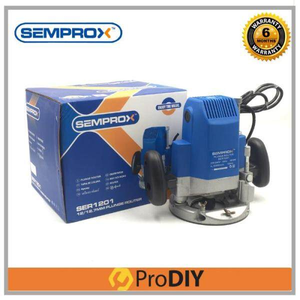 SEMPROX SER1201 Industrial Electric Router