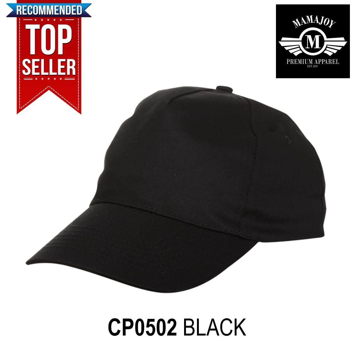 BEST OFFER! NEW! OREN SPORT CP05 Unisex Baseball Outdoor Velcro Adjustable  Hip-Hop 5-Panel Unisex Polyester Cap (BLACK) CP0502