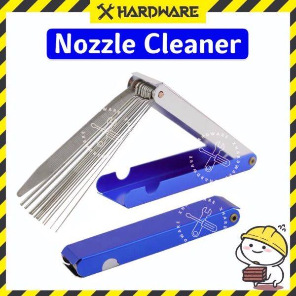 14 in 1 Nozzle Cleaner/Tip Cleaner/Cutting torch cleaner/MIG welding torch cleaner/needle cleaner/不锈钢铝盒通针
