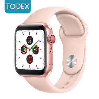 Đồng Hồ Thông Minh TODEX T500 Dây Đeo Cổ Tay Thể Thao Chống Nước PK Apple Watch Series 5 Cho IOS Android Màn Hình 45Mm Cảm Ứng Toàn Màn Hình Có Bluetooth Gọi Điện Phát Nhạc thumbnail