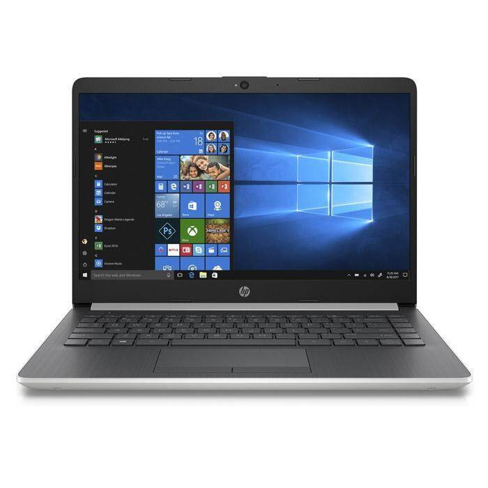 HP 14S-CF1026TX Notebook Silver (14inch/Intel I7/4GB/1TB HDD/AMD 530 2GB) Malaysia