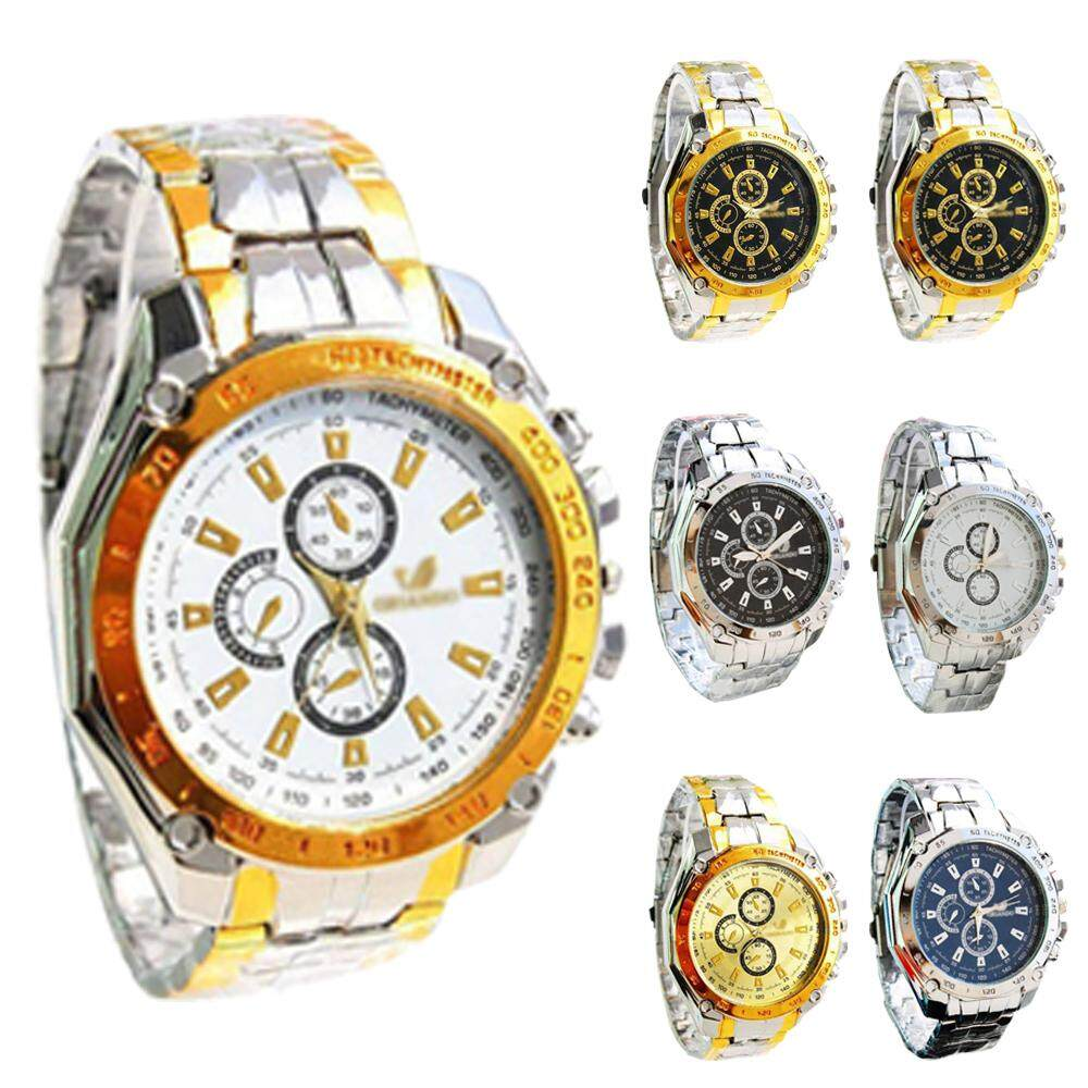 Orlando Men Stainlesss Steel Classic Bussiness Watch Malaysia