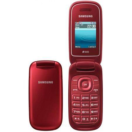 Samsung E1272i Mobile (Fresh Import) Limited Edition With Free Gift