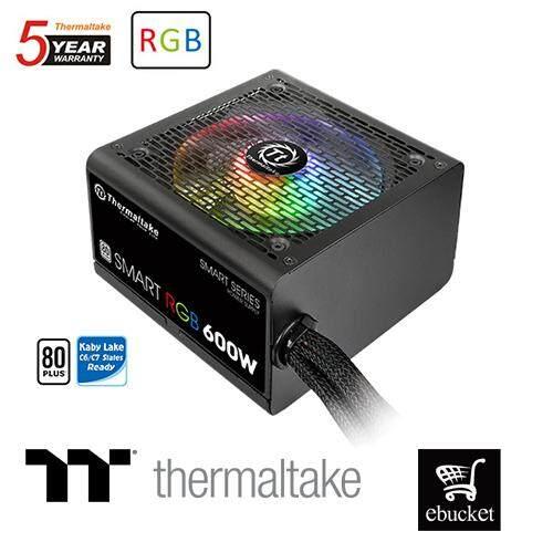 Thermaltake Smart RGB 600W Malaysia