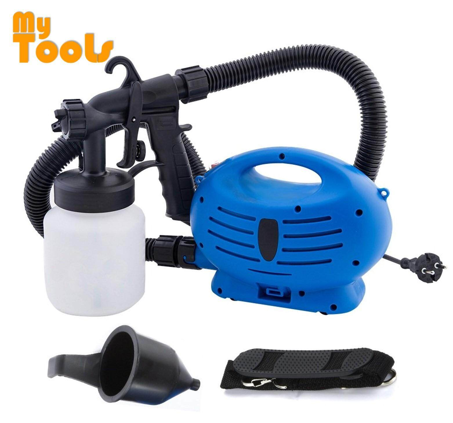Electric Paint Sprayer with 3 Ways Zoom Spraying Automatic Paint Sprayer 650 watts