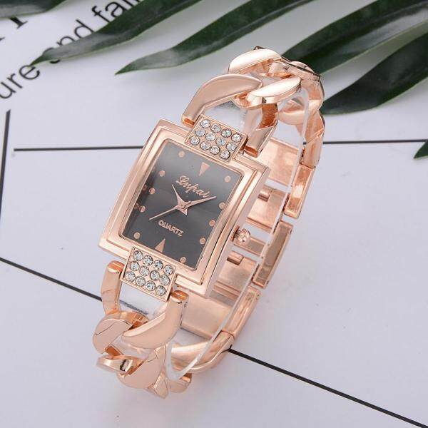 SNKJKW LVPAI Vente chaude De Mode De Luxe Femmes Montres Femmes Bracelet Montre Watch A watch for women sale original new best seller Rose Gold Malaysia