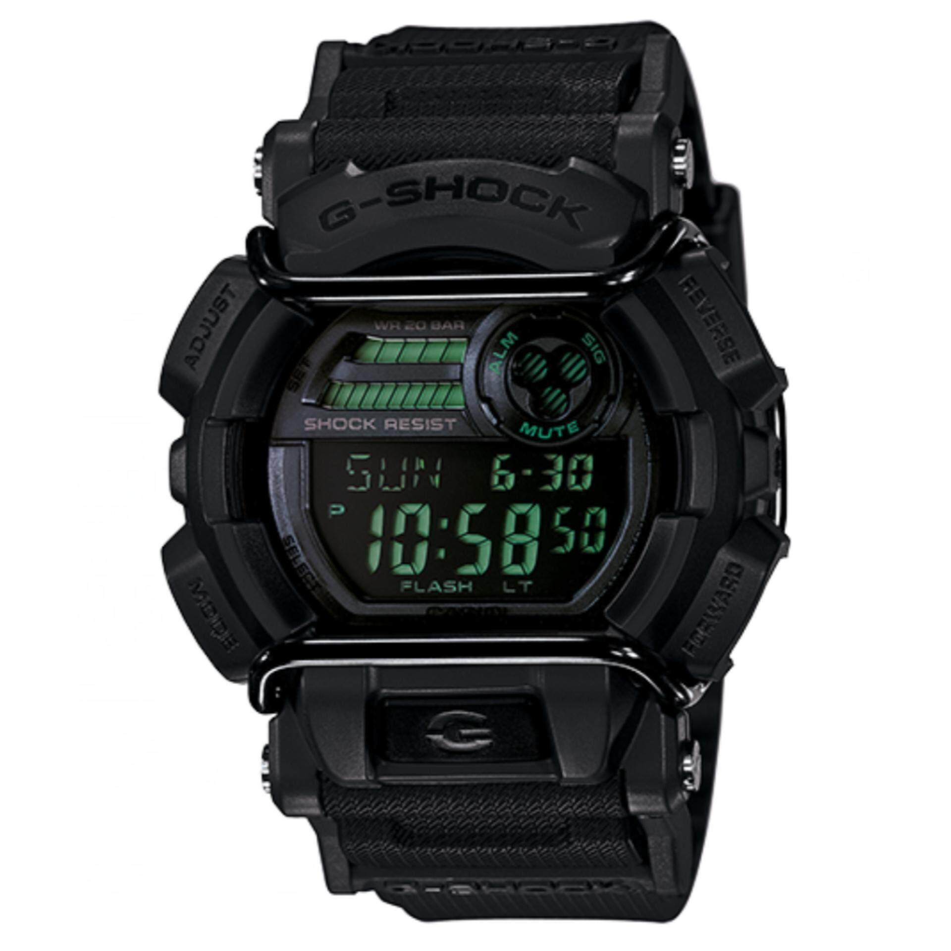 Casio G-Shock GD-400MB-1 Malaysia