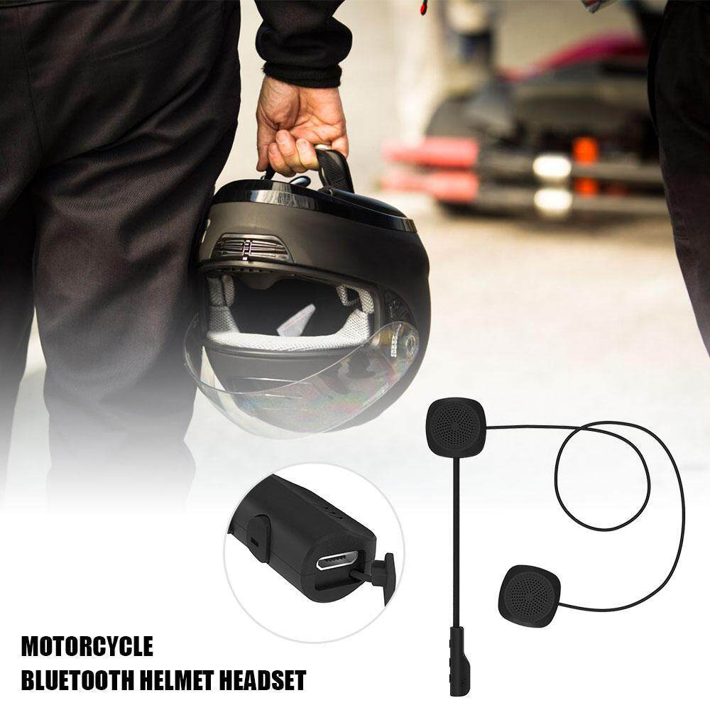 b9ebfb50077 Bumblebaa Motorcycle Headphones Bluetooth Helmet Headset Bluetooth Helmet  Speakers Earphone Intercom for Helmets Wireless Headphones with