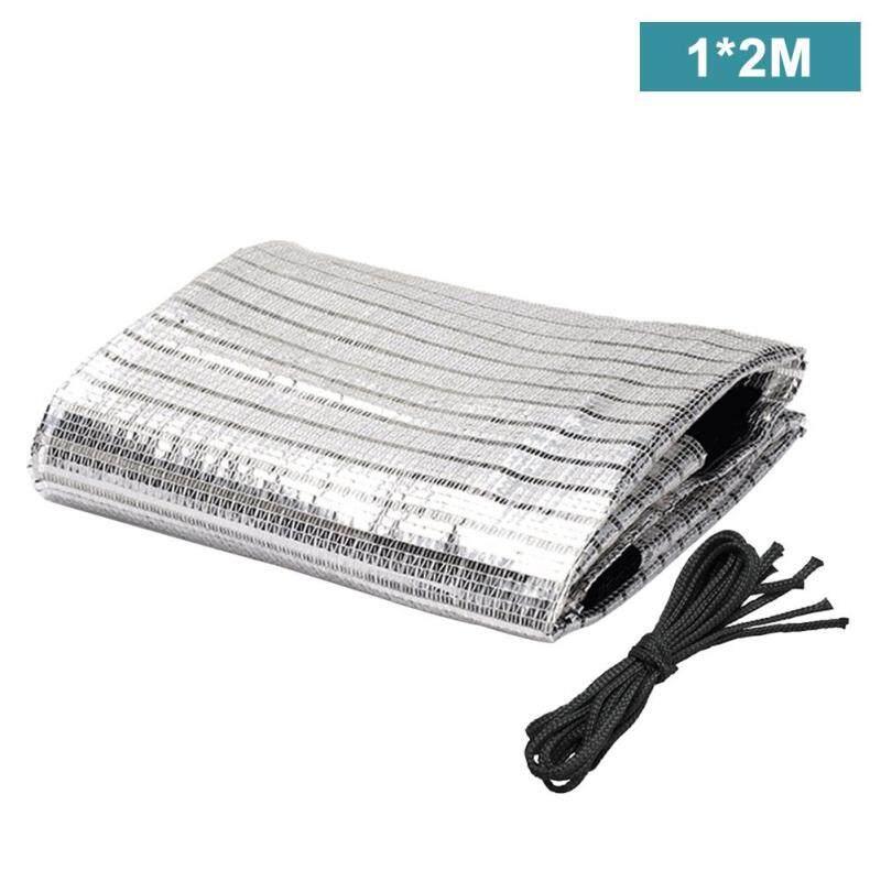 Anti UV Portable Aluminum Foil Garden Patio Reflective Protective Outdoor Shade Net