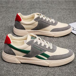 Giày Nam OMS Giày Đế Xuồng Tiện Dụng Giày Thoáng Khí Giày Đa Năng Giày Đi Biển Thời Trang Giày Thể Thao Phong Cách Hàn Quốc thumbnail