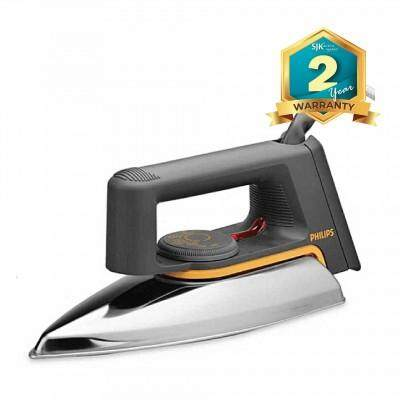 Philips Iron Hd1172 (1000w) Non-Stick Clothes Iron By Sjk Electrical.