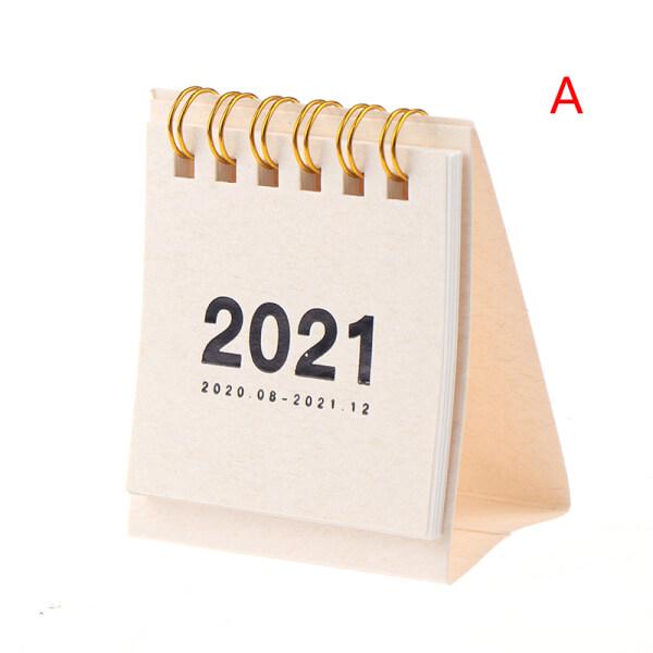 Mua Lịch Bàn Nhỏ Mego Tự Làm 2021 Bảng Lịch Lịch Trình Hàng Ngày Lịch Kế Hoạch