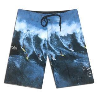 Bãi Biển Quần Short Quần Bơi Nam Đồ Bơi Khô Đồ Bơi Đi Biển Quần Chạy Bộ Mùa Hè Lướt Sóng Có Túi Five thumbnail