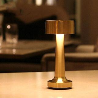FityleTouch Đèn, LED Đèn Ngủ Đèn Ngủ Điều Khiển Cảm Biến Bàn Tiện Dụng, Có Thể Sạc Lại, Đèn Trắng Ấm Có Thể Điều Chỉnh Độ Sáng 3 Cấp Dành Cho Phòng Ngủ Văn Phòng Hành Lang thumbnail