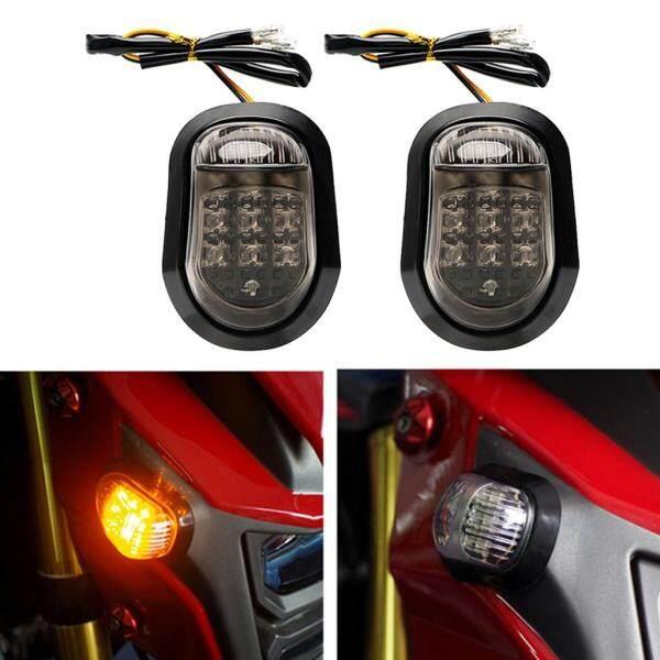 Tasico Đèn Tín Hiệu Rẽ LED Thông Dụng Cho Xe Máy Honda Yamaha Harley Kawasaki