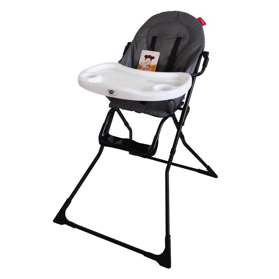 U-Baby High Chair - Grey HC101B