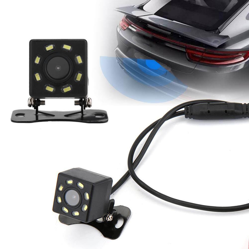 8 LED 170 ° มุมกว้างมองหลังถอยหลังกล้องสำรองฟังก์ชั่นมองกลางคืนกันน้ำ  - cc97bee5e5559c7516ca92b1ab68300d - กล้องติดรถยนต์หน้า-หลัง Super Full HD PlatinumII Dual ตอนกลางคืน – กล้องหลัง