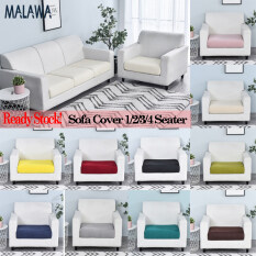 Bọc Ghế Sofa, Tấm Phủ, Bảo Vệ Vỏ Bọc Đệm Ghế Sofa Co Giãn Trang Trí Nhà Cửa Thay Thế Bằng Vải Đi Văng