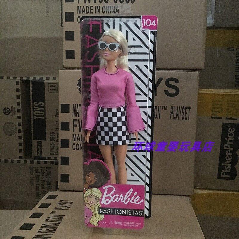 Búp Bê Barbie Quần Áo Bé Gái Công Chúa Với Bộ Đồ Chơi Trẻ Em Hộp Quà Tặng Dress Up Fashionita Fxl44 Khuyến Mại Hot