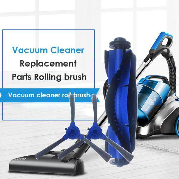 「winnereco」Rolling Brush+Side Brush Vacuum Cleaner Replacement Kit for Robovac 11S