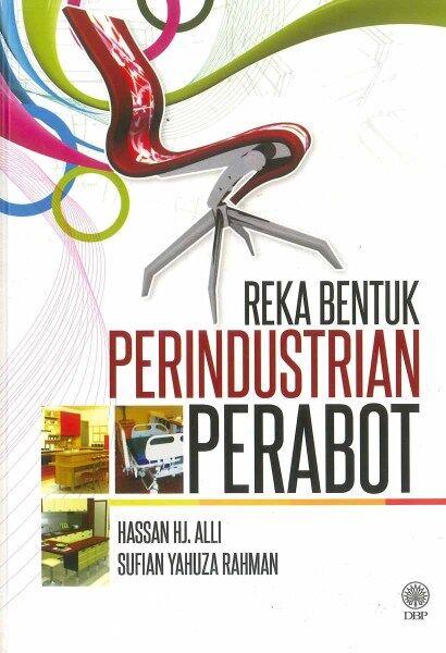 DBP REKA BENTUK PERINDUSTRIAN PERABOT - 9789834607647 Malaysia