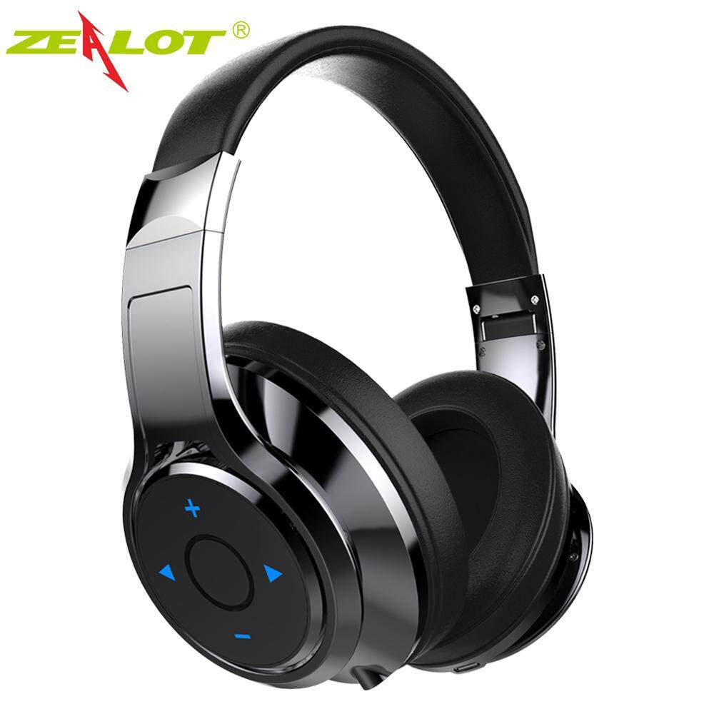New Original ZEALOT B22 Bluetooth Headphone Foldable Stereo Headset Wireless Bass Earphone Stereo bluetooth headset With
