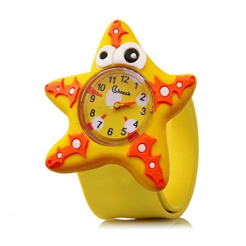 Nơi bán Bumblebaa Đồng hồ hình động vật siêu dễ thương bằng silicone mềm dành cho trẻ em làm quà tặng - INTL