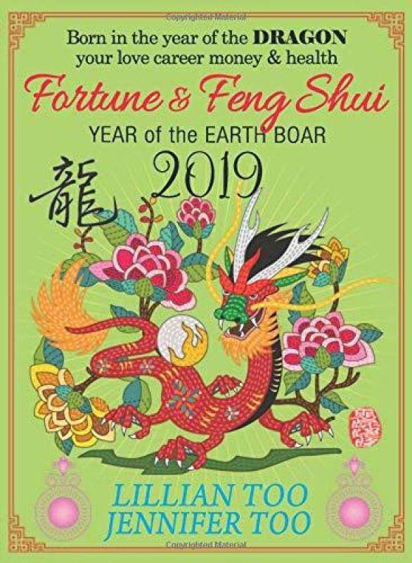 BORDERS Lillian Too & Jennifer Too Fortune & Feng Shui 2019 Dragon Malaysia