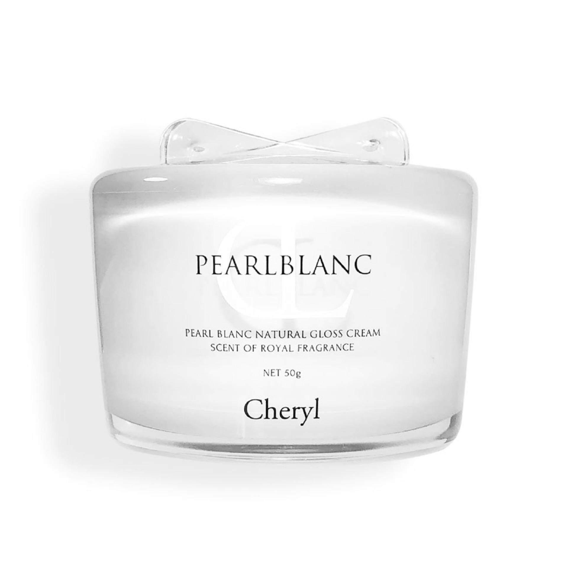 Cheryl - Pearlblanc Natural Gloss Skin Tone Up Cream 50g 1012 By Shinsekai.