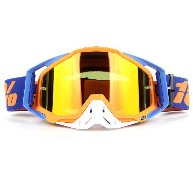 be7e480eca7 100% Goggles Off-road Motorcycle Goggles Riding Goggles Racing Goggles  Dust-proof Riding