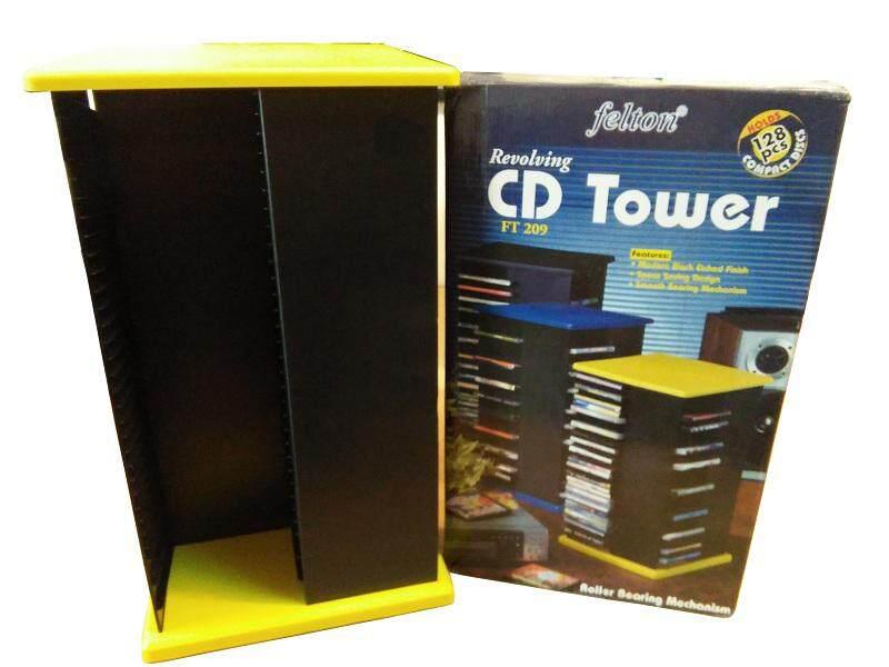 CD Tower /CD Rack (128 pcs compact discs)