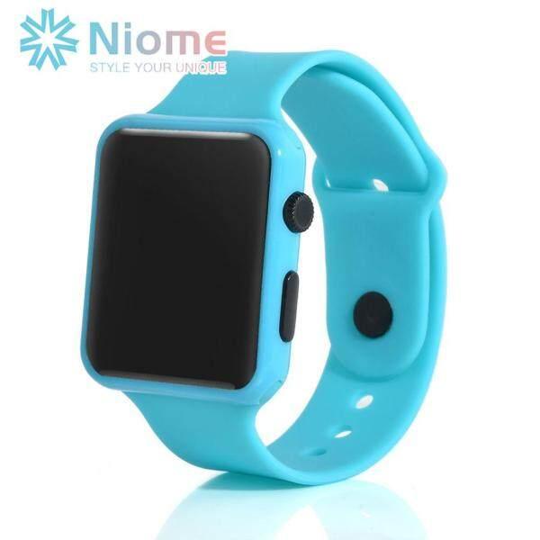 Nơi bán Đồng hồ điện tử trẻ em niome, đồng hồ đeo tay màn hình LED chống nước thời trang quà tặng cho bé trai bé gái