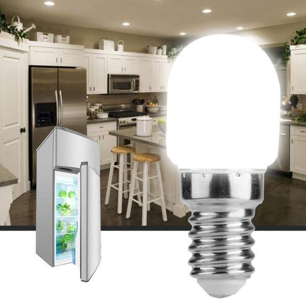 Bảng giá salmopho[Siêu nhỏ giá rẻ] Bộ Bóng Đèn LED Tủ Lạnh Lò vi sóng Máy Đèn Ánh Sáng E14 T22 2 W 220 V Ánh sáng Trắng
