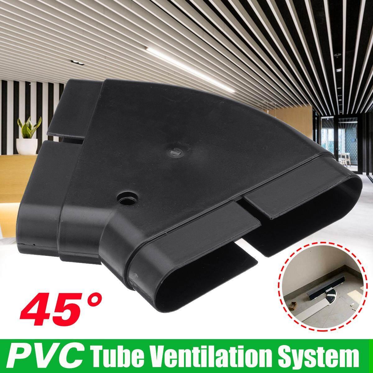 Bảng giá 45 ° uốn cong Đầu Nối Ống 127x25MM Ống Ống NHỰA PVC Thông Thoáng Không Khí Hệ Thống Ống