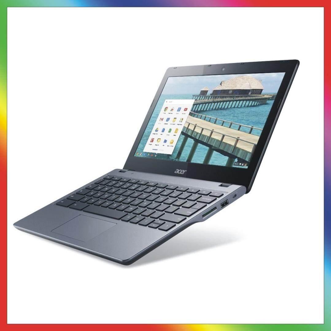 Acer C720-2844  Chromebook Intel Celeron 2955U (1.40 GHz) 2 GB Memory 16 GB SSD 11.6 Chrome OS(Refurbished) Malaysia