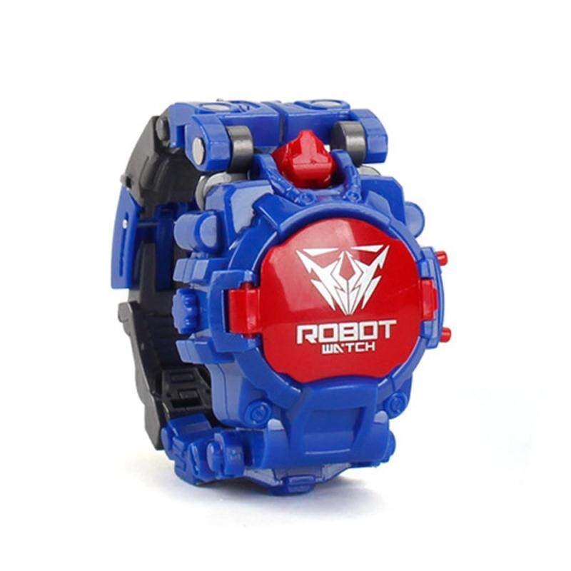 Nơi bán OnLook Người Máy Đồng Hồ Đồ Chơi Cho Trẻ, Đồng Hồ Kỹ Thuật Số 2 Trong 1 Biến Dạng Robot Đồ Chơi Cho Bé Trai Và Bé Gái, robot Cho Trường GIF