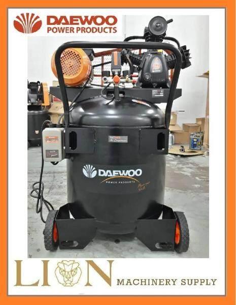 DAEWOO Vertical Air Compressor DAAC200HV36 3HP 240V High Pressure
