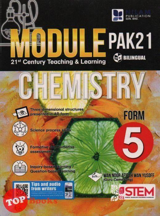 Nilam Publication-Modul PAK 21 Chemistry (Dwi) Form 5 -2019