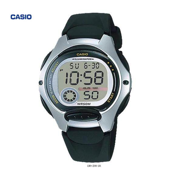 CASIO LW-200 Kids Watch (100% Original & New) Malaysia