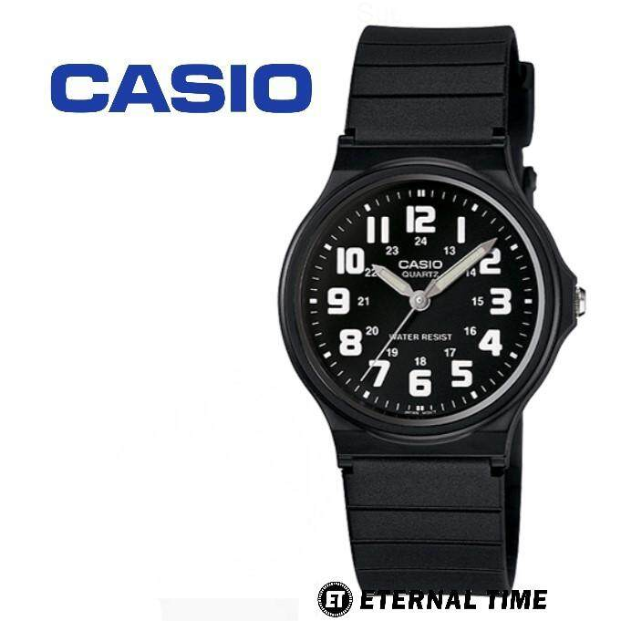 (2 YEARS WARRANTY) CASIO ORIGINAL MQ-71-1B UNISEX KIDS WATCH (MQ-71) Malaysia