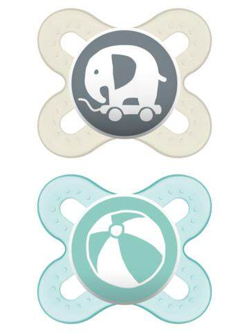 MAM Start Newborn Pacifier (0-2 Months) - Twin Pack