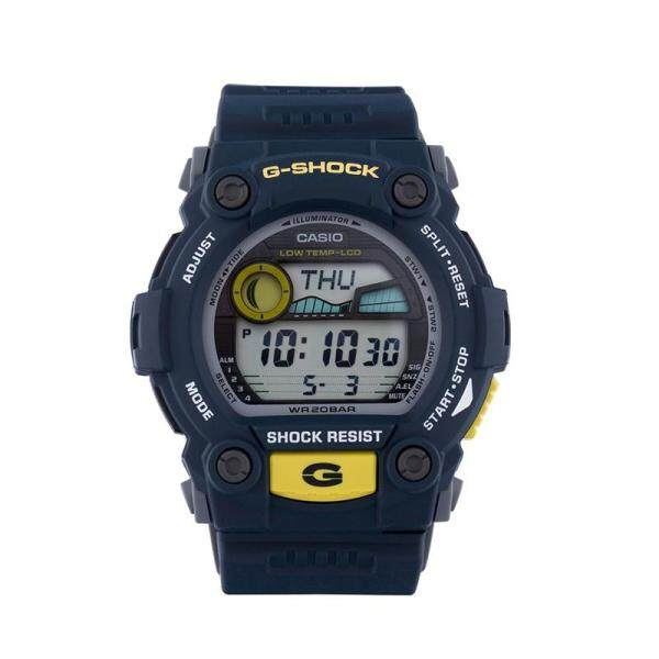 [100% Original G SHOCK]Casio G-Shock Standard Digital Blue Resin Watch G7900-2D G-7900-2D G-7900-2 (watch for man / jam tangan lelaki / casio watch for men / casio watch / men watch / watch for men) Malaysia