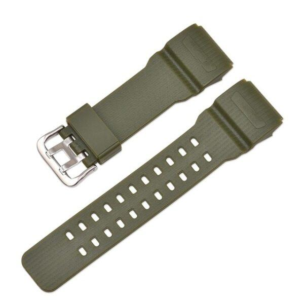 Watchband for Casio GG-1000/GWG-100/GSG-100 G-Shock Rubber Watch Strap Bands Waterproof Sport Watch Belt With Tools Malaysia