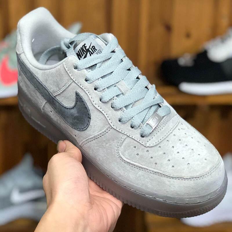 huge selection of dc718 edace Nike terbaru Sepatu Pria Sepatu Wanita AIR FORCE 1 Angkatan Udara Pertama  Sepatu Pria AF1 Juara